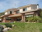 Spanish property for sale in: Sitges the surrounding hills. Property on a very private location