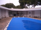 Spanish property for sale in: Sitges in and around the center. High standing bungalow at Sitges sea side.
