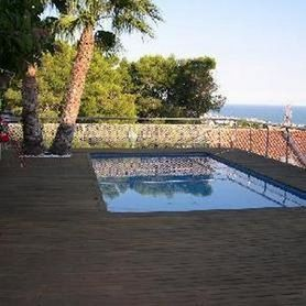 Spanish property for sale in: Sitges in and around the center. Villa for sale in Vallpineda