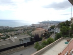 Spanish property for rent in: Sitges in and around the center. Brand new loff-style apartment with spectacular views