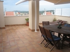 Spanish property for sale in: Sitges in and around the center. Newly build apartment with roof terrace