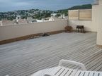 Spanish property for sale in: Sitges in and around the center. Two flored apartment with roof terrace