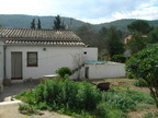 Spanish property for sale in: Sitges the surrounding hills. Older house on good flat plot!