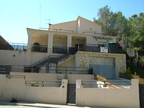 Spanish property for sale in: Sitges the surrounding hills. villa in can suria