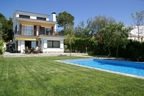 Spanish property for sale in: Sitges in and around the center. House in Vallpineda with great views