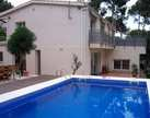 Spanish property for rent in: Castelldefels in and around the center. Freestanding villa for rent