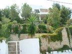 Spanish property for sale in: Sitges in and around the center. High on the natural rock in Sitges overlooking everything