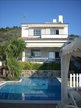 Spanish property for sale in: Sitges in and around the center. Large freestanding villa in quiet neighborhood