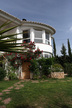 Spanish property for sale in: Sitges the surrounding hills. Enchanting villa with beautiful mediterranean garden